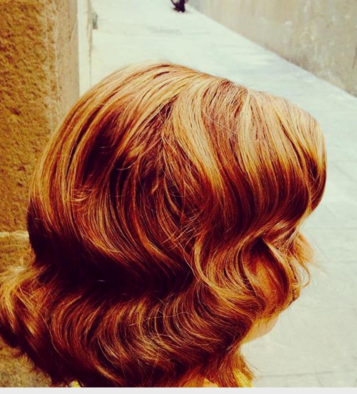 Corte y peinado peluquería Pepelu