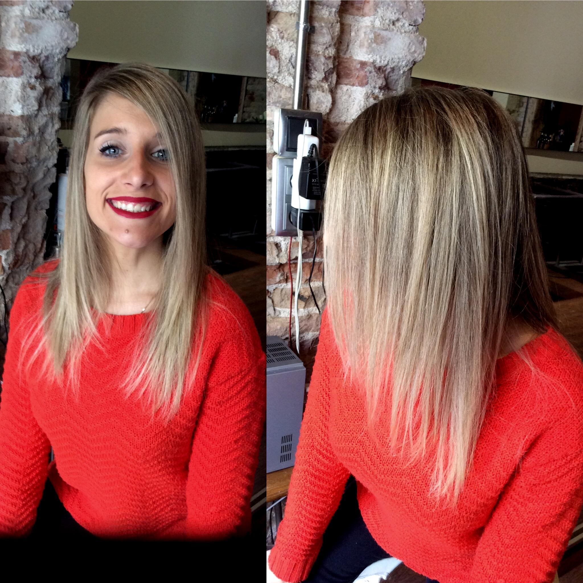 Tinte y peinado